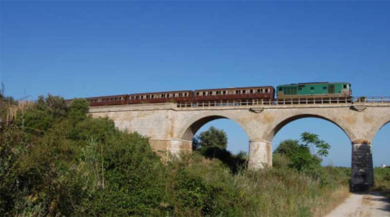 I treni storici per valorizzare la Sicilia.