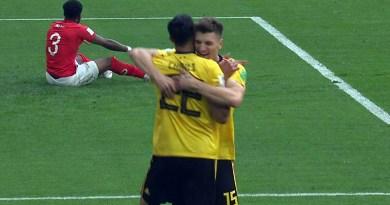 Belgio-Inghilterra Mondiali 2018
