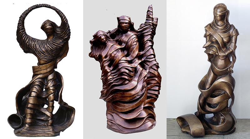 Gesualdo Prestipino, sculture