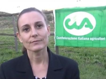 Rosa Castagna, presidente Cia Sicilia