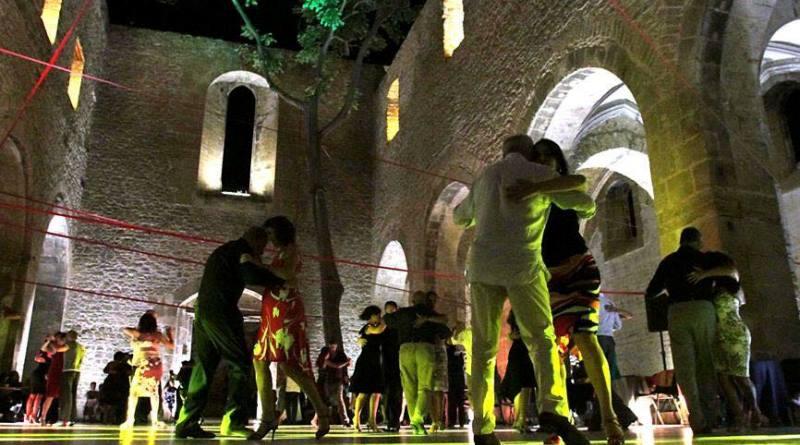 Tango Fest Palermo, domani spettacolo allo Spasimo con la Luna tinta di rosso