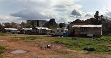 Campo nomadi Favorita
