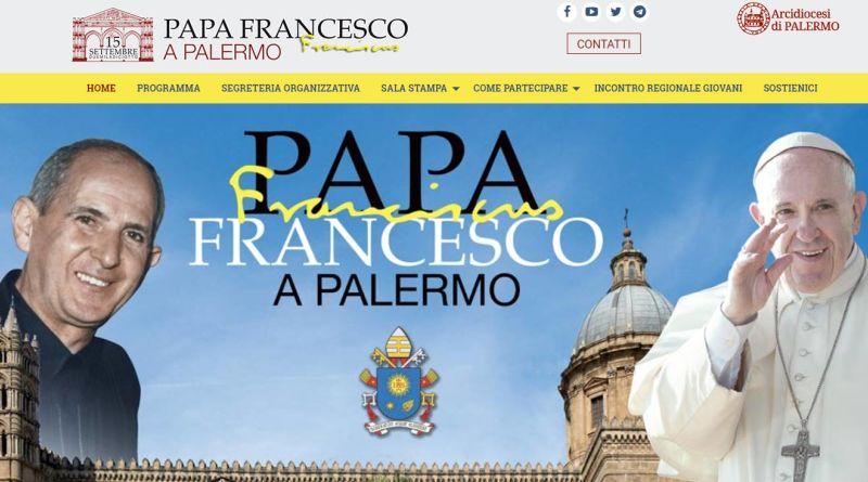 visita papa Francesco a Palermo