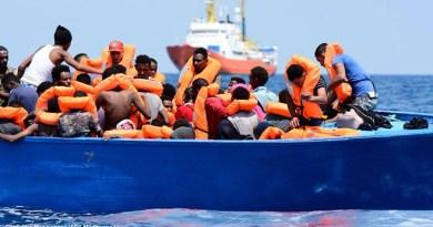 Aquarius, raccoglie migranti
