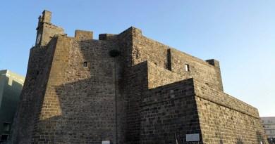 Castello Barbacane, Pantelleria