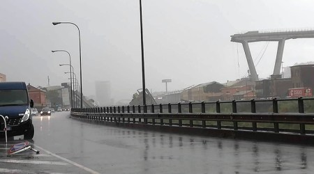 Crollo Ponte Morandi, Genova