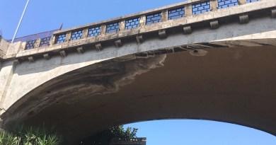 Ponte Oreto, a Palermo