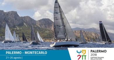 Mondello, partita la XIV regata velica d'altura Palermo-Montecarlo