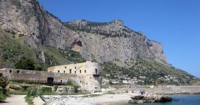 Tonnara Bordonaro a Vergine Maria, Palermo