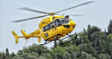 Elicottero 118 Elisoccorso