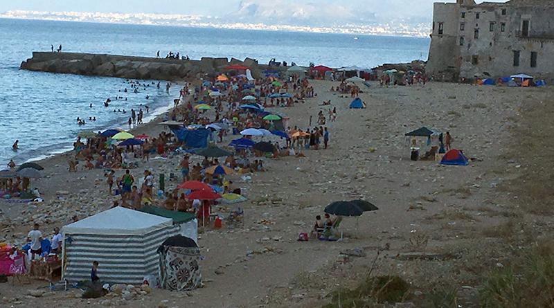 Spiaggia di Vergine Maria