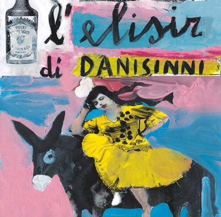 "Manifesto de ""L'Elisir di Danisinni"""