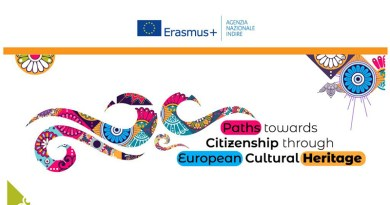 "Conferenza Erasmus+ Palermo ""Paths towards citizenship through European Cultural Heritage"""