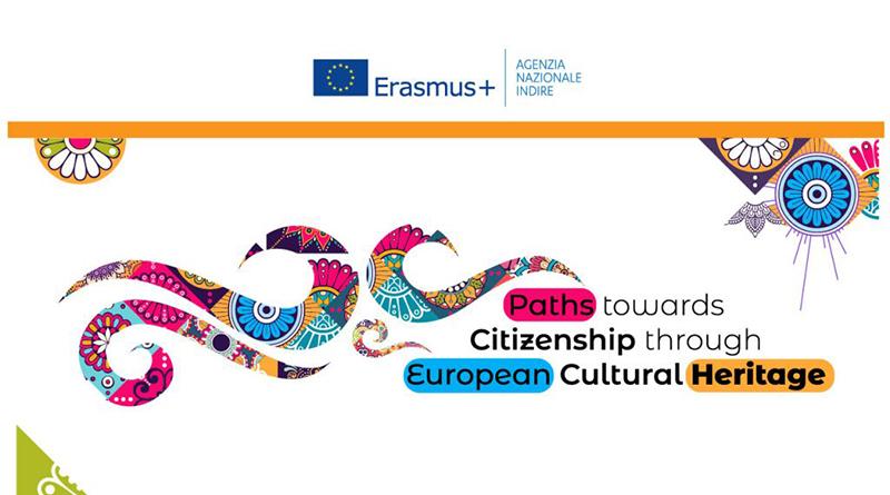 "Conferenza Erasmus+ Palermo ""Paths towards citizenship through European Cultural Heritage"""