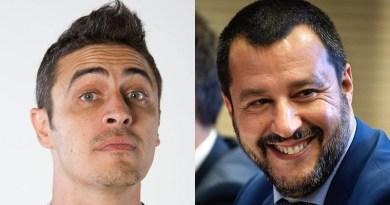 A Palermo #nessunotocchiSalvini. E Pif lo attacca così – VIDEO