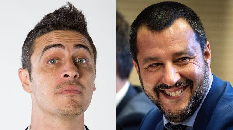 Pif e Salvini