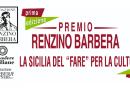 """Al Teatro Politeama il """"Premio Renzino Barbera – La Sicilia del Fare per la Cultura"""""""