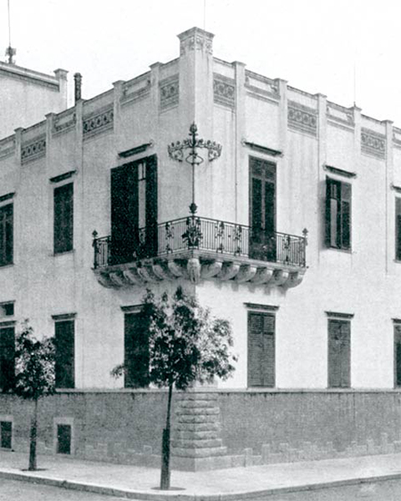 Villino Ida Basile a Palermo