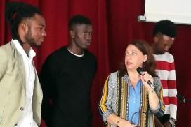 Festa dell'accoglienza alla scuola Antonio Ugo a Palermo