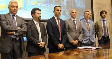 Accordo siglato al Mise il 23 ottobre 2018
