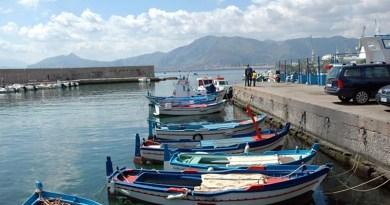 Vecchio Molo dell'Arenella, Palermo