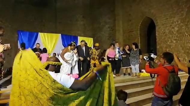 Orlando balla allo Spasimo