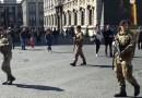 Strade Sicure a Catania. Pattuglie dell'Esercito liberano donna da aggressore e aiutano uomo in grave stato di alterazione