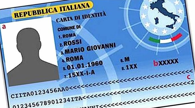 CIE, carta d'identità elettronica