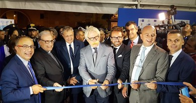 Inaugurazione Blue Sea Land 2018