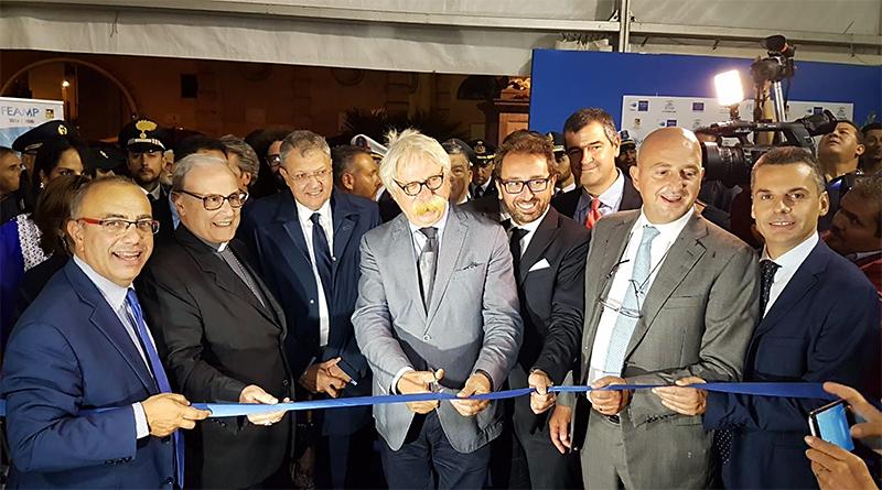Inaugurazione Blue Sea Land 2018