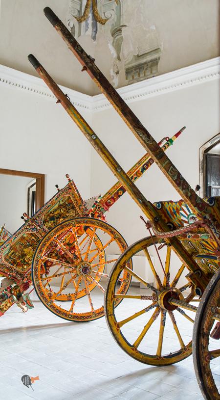 Il Museo del Carretto Siciliano - The Sicilian Cart Museum