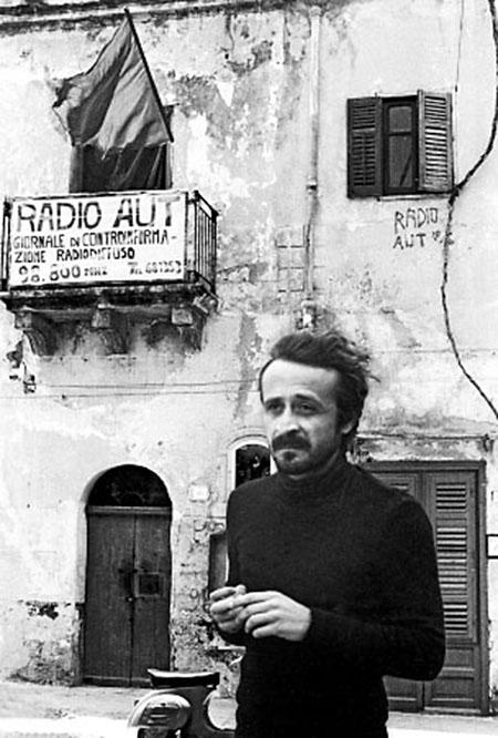 Peppino IMpastato, Radio Aut, Cinisi