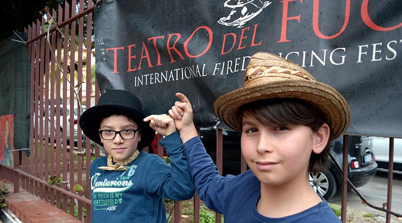 Teatro del Fuoco Kids