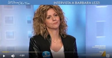 """Barbara Lezzi inciampa """"a 370 gradi"""""""