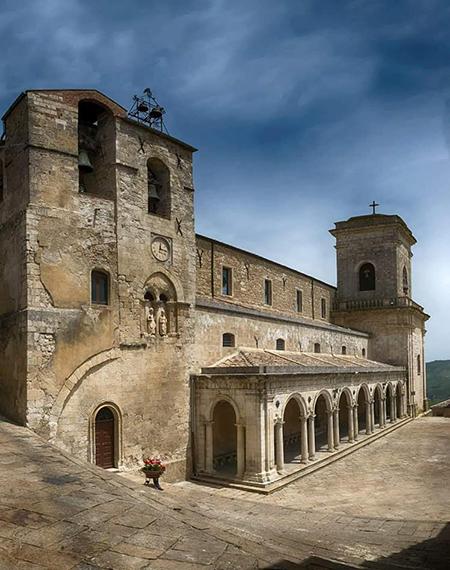 Chiesa madre SS Pietro e Paolo a a Petralia Soprana