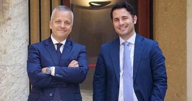 Giovanni Di Caro e Nuccio di Paola (M5S)