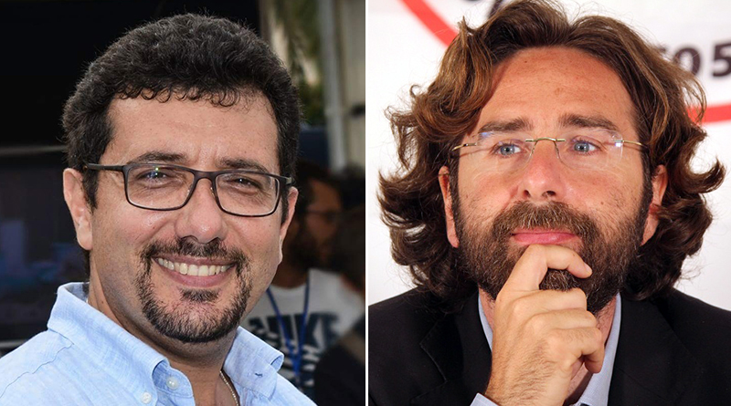 Igor Gelarda e Ugo Forello