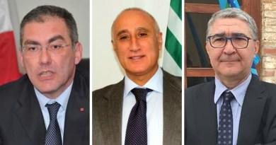 Michele Pagliaro, Mimmo Miceli, Claudio Barone