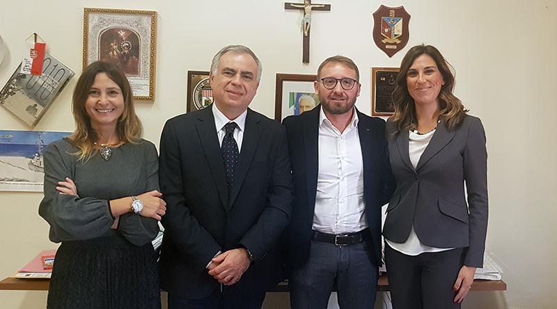 Trappeto, sindaco incontra Poste Italiane