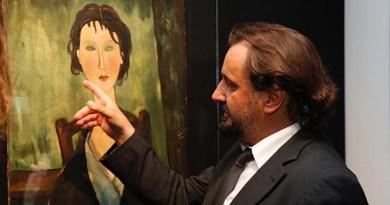 Mostra Modigliani, Alberto D'Atanasio