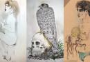"""Omaggio a Bruno Caruso. """"Frammenti di una visione"""", mostra dedicata al grande pittore palermitano da poco scomparso"""