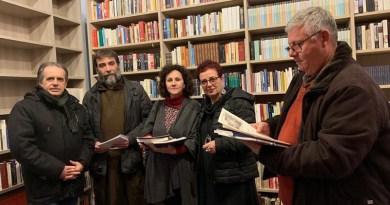 biblioteca parrocchia Danisinni