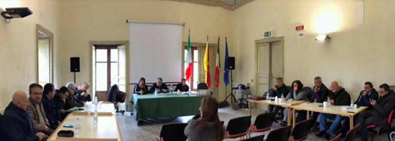 Consiglio Parco delle Madonie a Petralia Soprana
