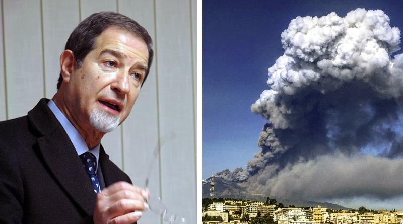 Nello Musumeci, eruzione Etna causa terremoto