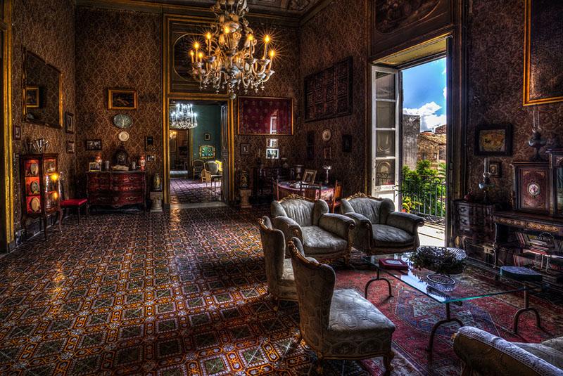 Palazzo Conte Federico a Palermo
