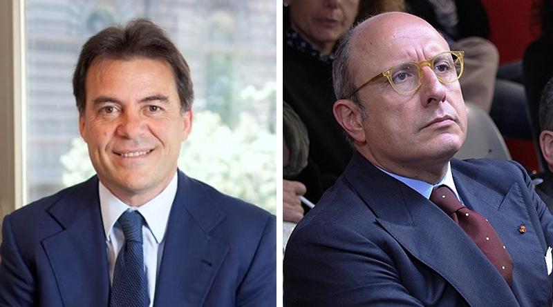 Rosario Carlino e Gaetano Armao