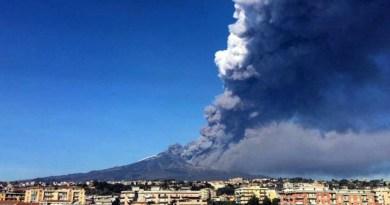 etna, rischio sismico territorio Catania