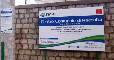 CCR viale dei Picciotti Palermo