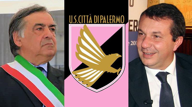 Leoluca Orlando, Alessandro Albanese e il Palermo calcio