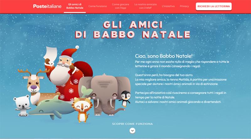Posizione Babbo Natale.Poste Italiani Ai Bambini Ancora Due Giorni Per Scrivere A Babbo